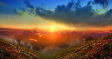 想要拍好日落美景,还得懂这几个小技巧
