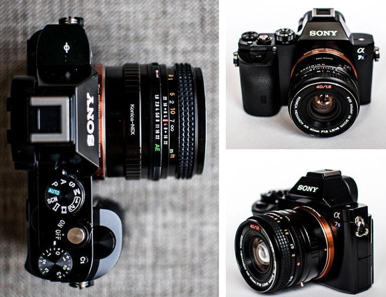 如何用物美价廉的镜头拍摄人像