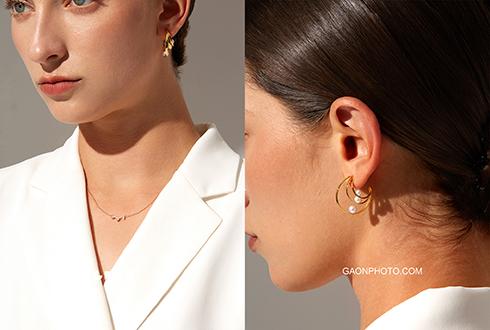 SR 品牌珠宝形象拍摄 珠宝首饰品牌视觉