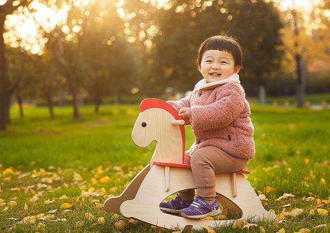 儿童肖像摄影的布光方法