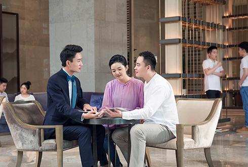 中洲物业广告拍摄