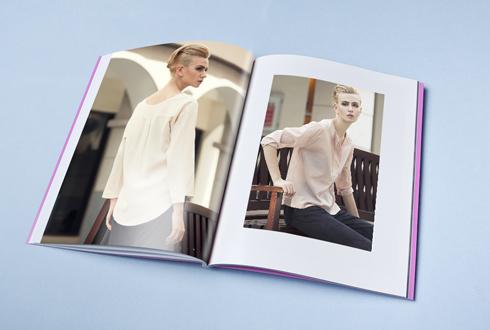 独立设计师品牌Lagerose/2014SS形象画册拍摄