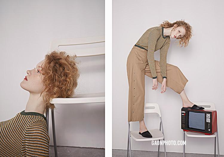 室内服装棚拍有哪些优势?