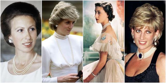 如果女人只能拥有一件珠宝,那一定是珍珠!盘点英国王室珍珠珠宝