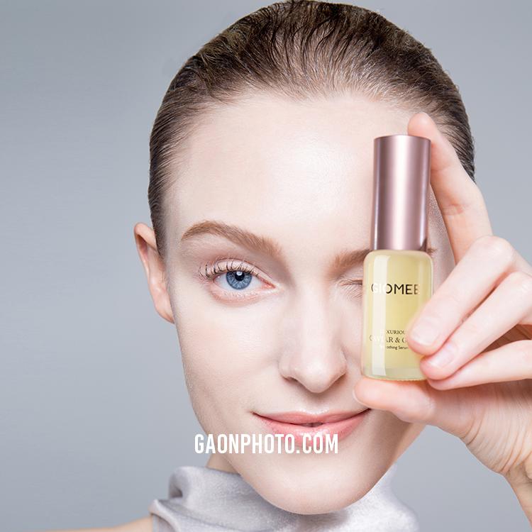 美妆产品摄影/护肤品外模拍摄/高恩广告