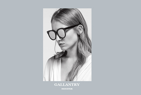 GALLANTRY&MONSTER品牌眼