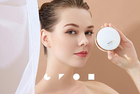 高恩廣告#WEISA美妝護膚品廣告拍攝